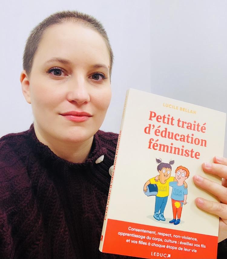 Lucile Bellan, journaliste indépendante Slate.fr. (c) Lucile Bellan
