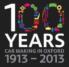 Celebration of 100 years of Mini Morris