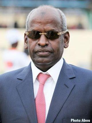 Abdoulkader Mohamed Kamil, Nouveau Premier Ministre de Djibouti. (c) Abou