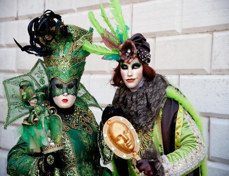 Mardi gras est le dernier jour du Carnaval (C) Leo