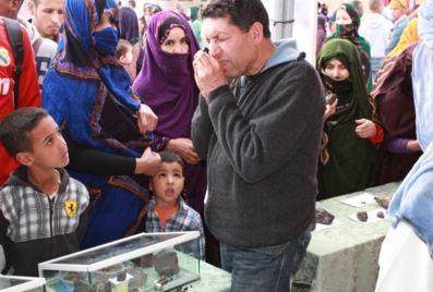 Courrier des lecteurs: M'Hamid El Ghizlane, un rendez-vous incontournable pour les météoritophiles