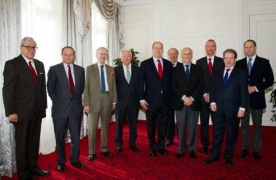 Les membres du Conseil d'administration de la Fondation Photo (c) FPA2