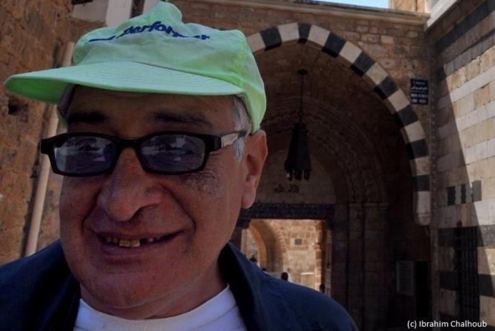 A lui l'histoire! Photo (C) Ibrahim Chalhoub