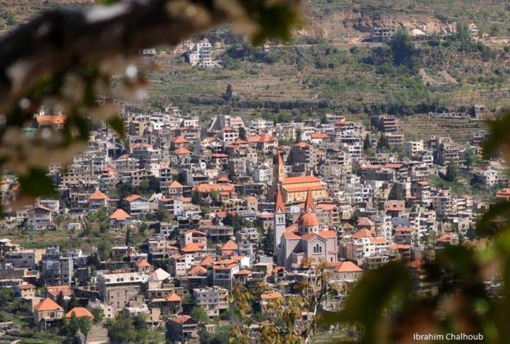 Sur la montagne libanaise! Photo (C) Ibrahim Chalhoub