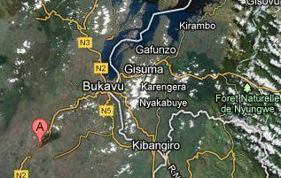 RDC: Tentative de prise d'otages