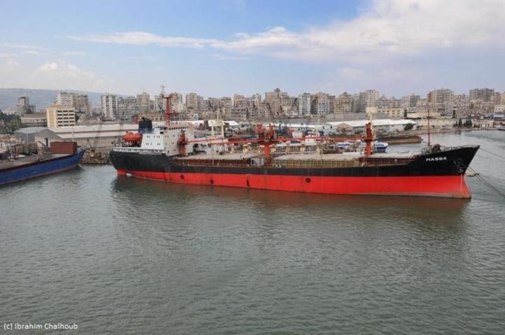 Dans le port de Tripoli! Photo (C) Ibrahim Chalhoub