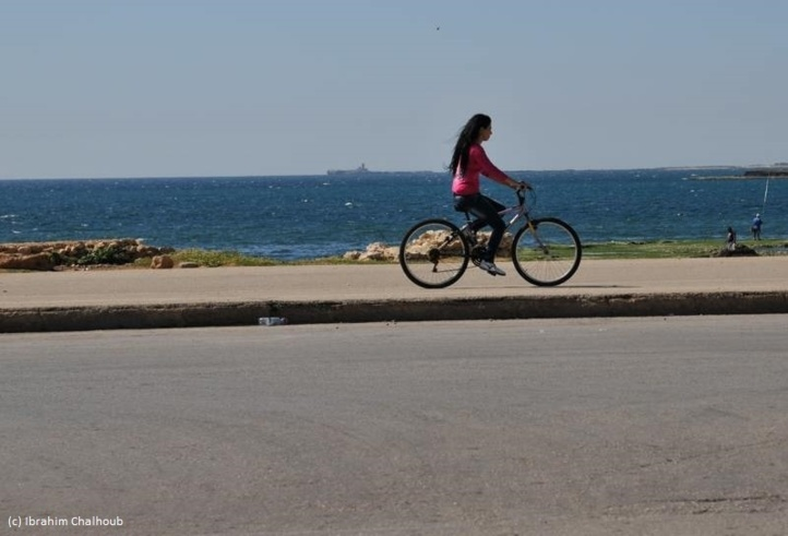 Promenade sportive! Photo (C) Ibrahim Chalhoub