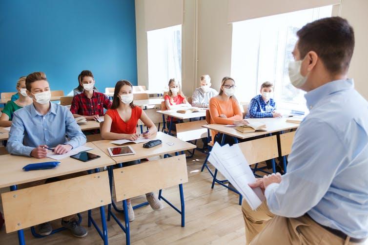 La lassitude est la motivation principale de 75 % des professionnels de l'Éducation nationale souhaitant se reconvertir. Shutterstock