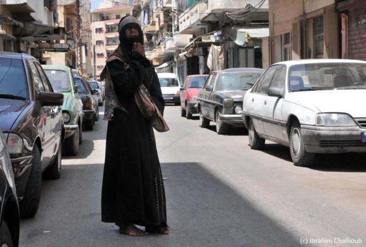 Dans la rue! Photo (C) Ibrahim Chalhoub