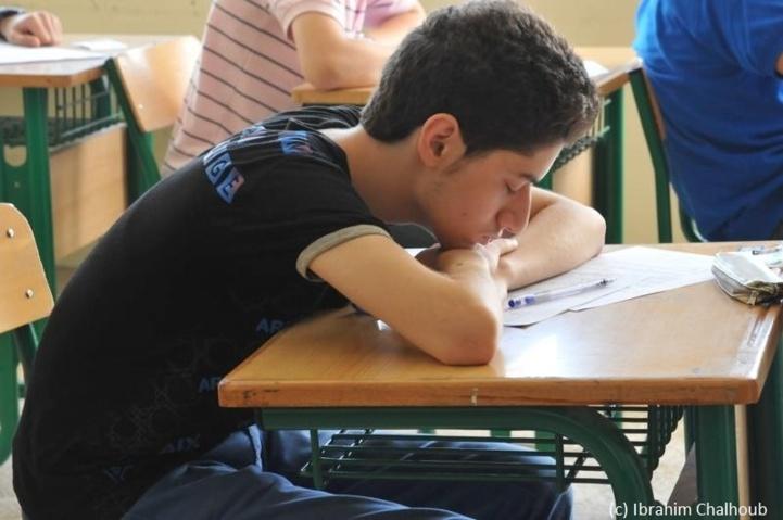 Réveille-toi! Photo (C) Ibrahim Chalhoub