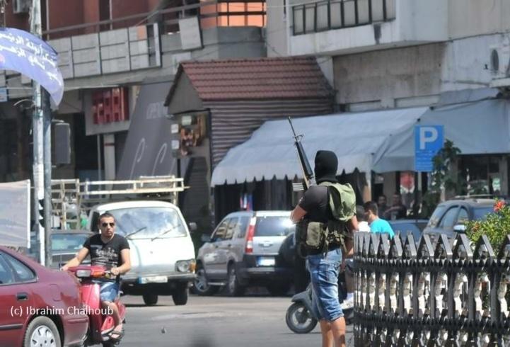 A la source de la peur! Photo (C) Ibrahim Chalhoub