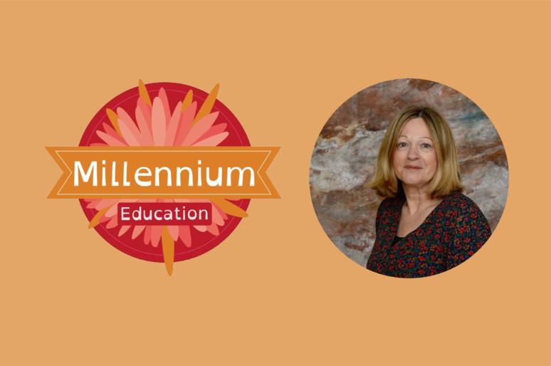 Cécile Vrain - Fondatrice de Millennium Éducation