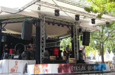 Les Fêtes de Genève proposent chaque année près de 150 concerts. Photo (c) M.D.