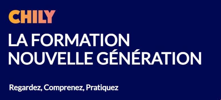 Lancement de Chily, le centre de formation pour jeunes marques et DNVB