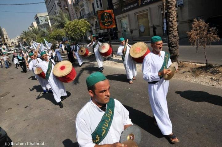 Ramadan en musique! Photo (C) Ibrahim Chalhoub