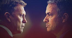 Un duel pour une longue duree entre David Moyes et Jose Mourinho. Photo (c) TeamTalk