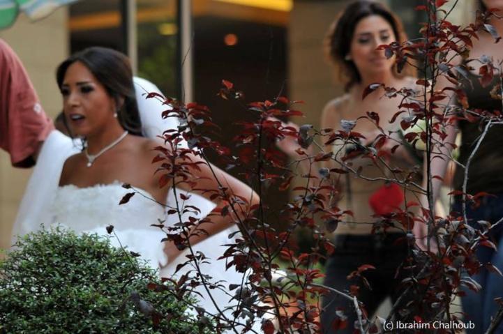 Photo de mariage! Photo (C) Ibrahim Chalhoub