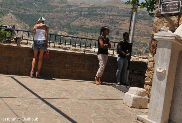 Effet du lieu! Photo (C) Ibrahim Chalhoub
