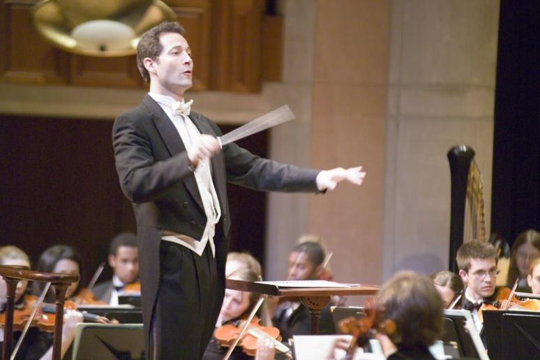 Les cheffes d'orchestre sont encore rares. Flickr