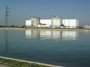 La centrale nucléaire de Fessenheim (Alsace). Photo (c) Rémi Stosskopf