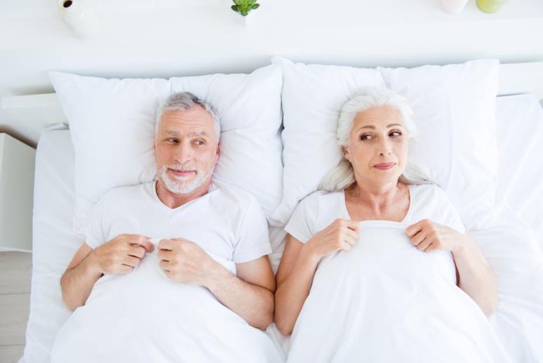Avoir une vie sexuelle active quand on vieillit serait bon pour le moral et la santé
