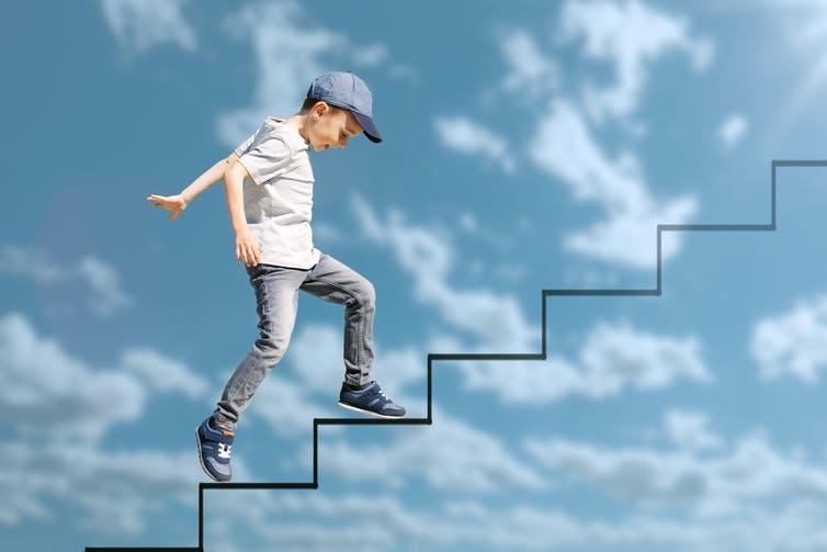L'important est finalement moins d'être le meilleur, contre les autres, que de se dépasser soi-même. Shutterstock