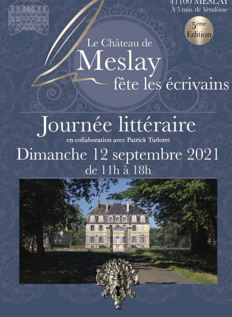 Journée littéraire. (c) Château de Meslay.