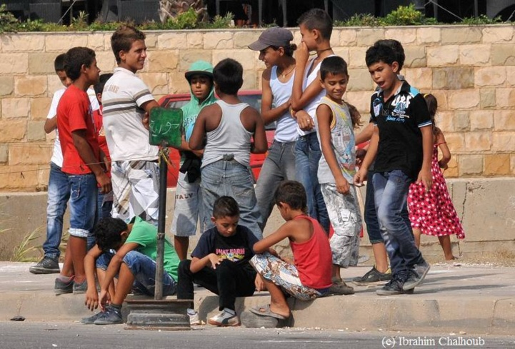 Ils ont droit à une vie! Photo (C) Ibrahim Chalhoub
