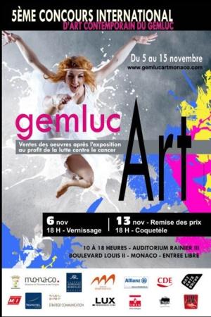 5e édition du prestigieux GemlucArt Monaco