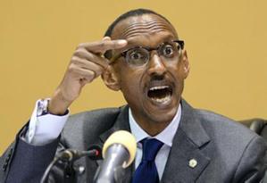 Le président Paul Kagame lors de sa visite de Toronto au Rwanda Day. Photo (c) Tiers