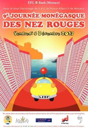 Vie associative: Journée Monégasque des Nez Rouges 2013