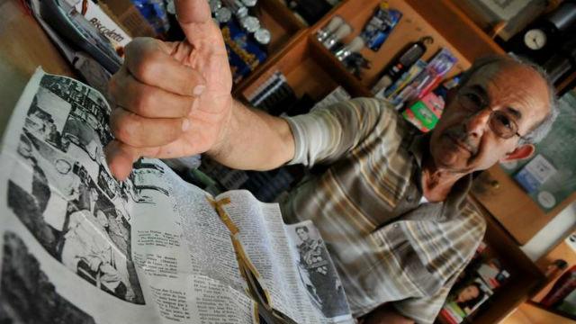 Un de Guise libanais! Photo (C) Ibrahim Chalhoub