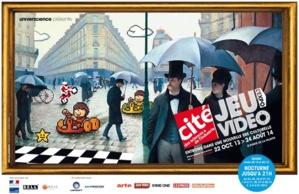 Le Jeu Vidéo L'EXPO, une première mondiale