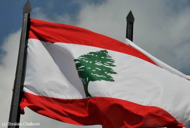 Juste un drapeau? Photo (C) Ibrahim Chalhoub