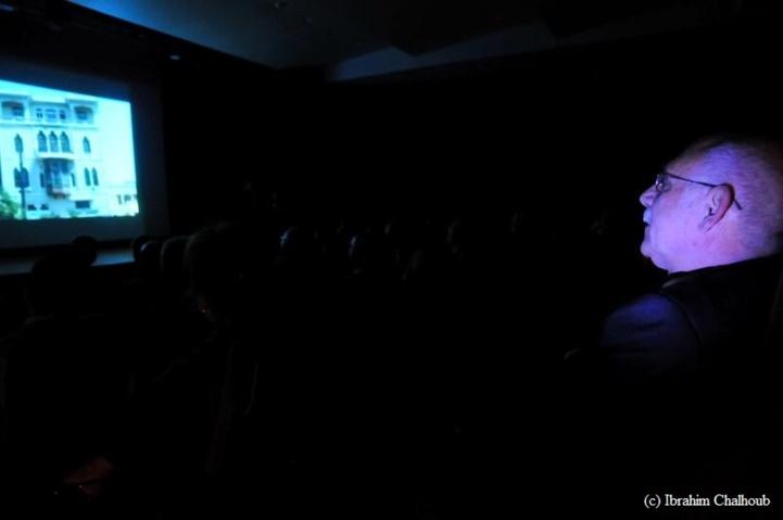 Dans le cinéma ou dans le film? Photo (C) Ibrahim Chalhoub