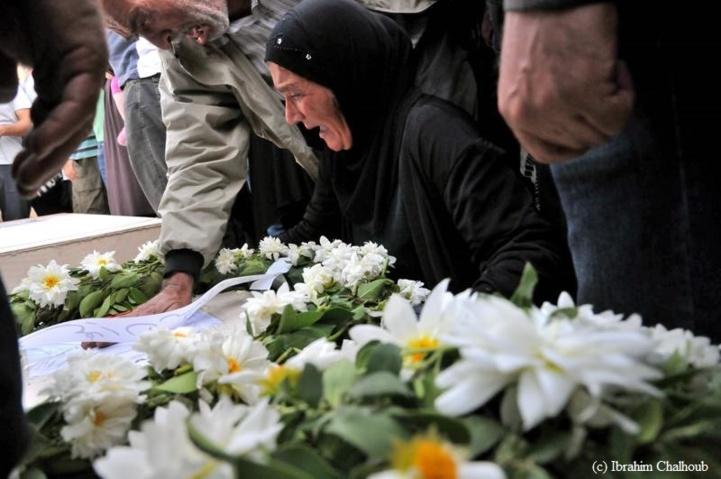 Mort jeune! Photo (C) Ibrahim Chalhoub