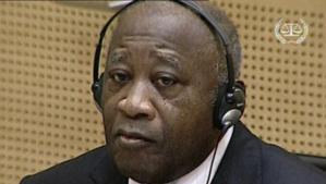 Laurent Bagbo au CPI (c) DR