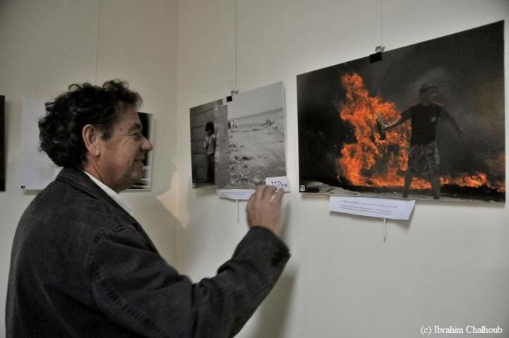 Pour une remise de prix! Photo (C) Ibrahim Chalhoub