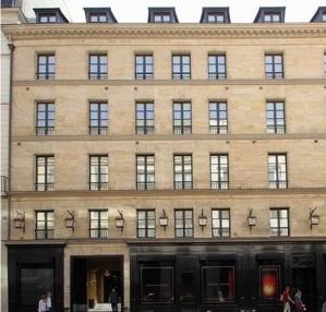 Hôtel Costes. Photo (c) Lionel Allorge
