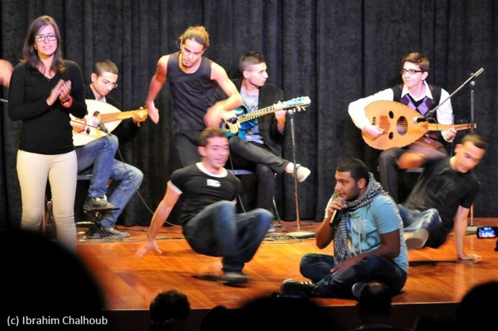 Mixage d'arts! Photo (C) Ibrahim Chalhoub