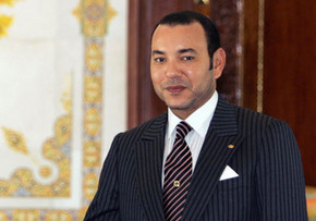 Son Altesse Mohammed VI, Roi du Maroc. Photo (c) DR