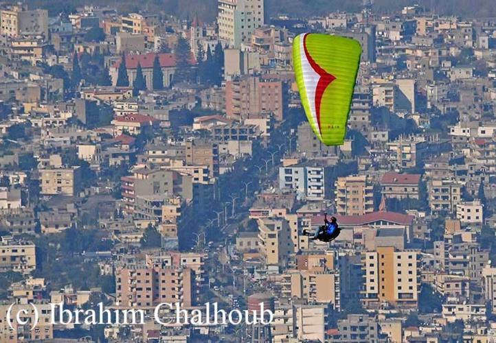 Comment voit-il le monde? Photo (C) Ibrahim Chalhoub