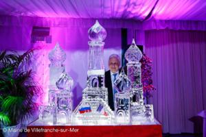 Son Excellence l'Ambassadeur de Russie Alexandre Orlov. Photo courtoisie (c) Mairie de Villefranche-sur-Mer