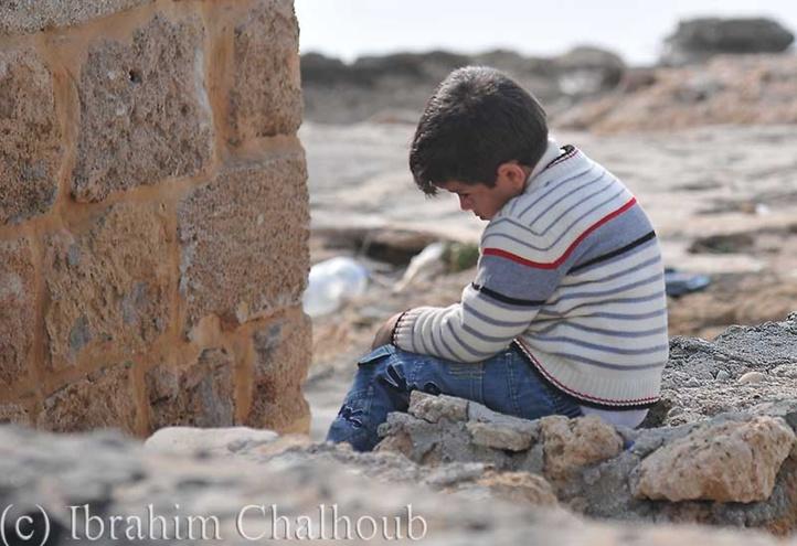 Difficultés déjà? Photo (C) Ibrahim Chalhoub