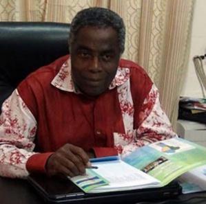 Abel Afouda, Président du GWP/AO. Photo: AT