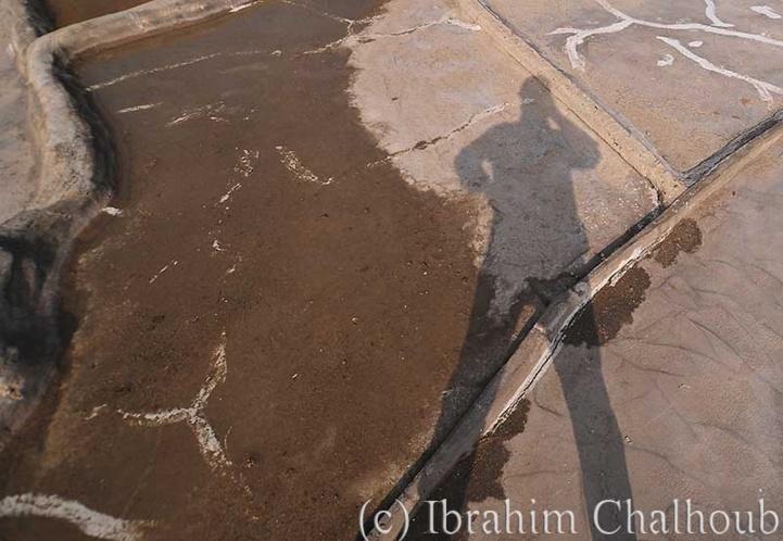 Ne reste que l'ombre! Photo (C) Ibrahim Chalhoub