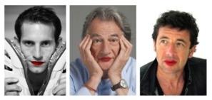 Renaud Lavillenie, Paul Smith, Patrick Bruel ont mis du rouge. Cliquez ici pour accéder à l'album Facebook