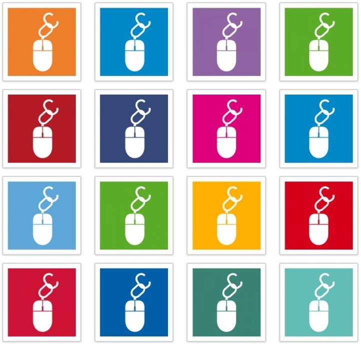 Logos à utiliser dans les profils de réseaux sociaux