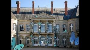 Exposition L'Envolée de Joy de Rohan Chabot au Château de Haroué. Photo (c) KPM