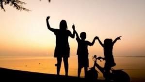 Les familles s'épanouissent aisément à Dubaï - Les enfants. Photo (c) Arztsamui